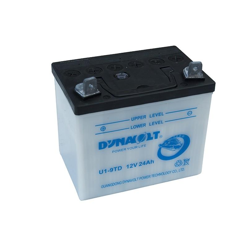 DYNAVOLT U1-9 24Ач аккумулятор