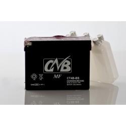 CNB CT4B-BS 2.3Ah battery