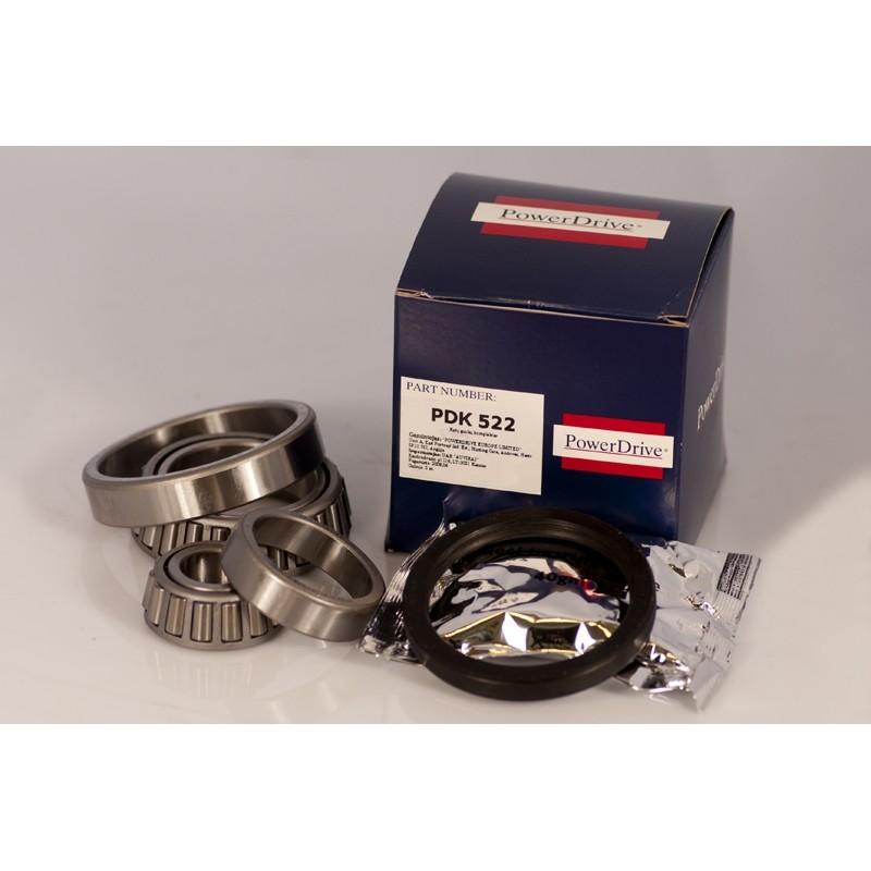 Комплект подшипников колёс  PDK-522