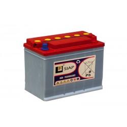 S.I.A.P (Польша) 6PT80 105Ач аккумулятор