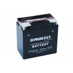 DYNAVOLT YTX19CL-BS 21Ач аккумулятор