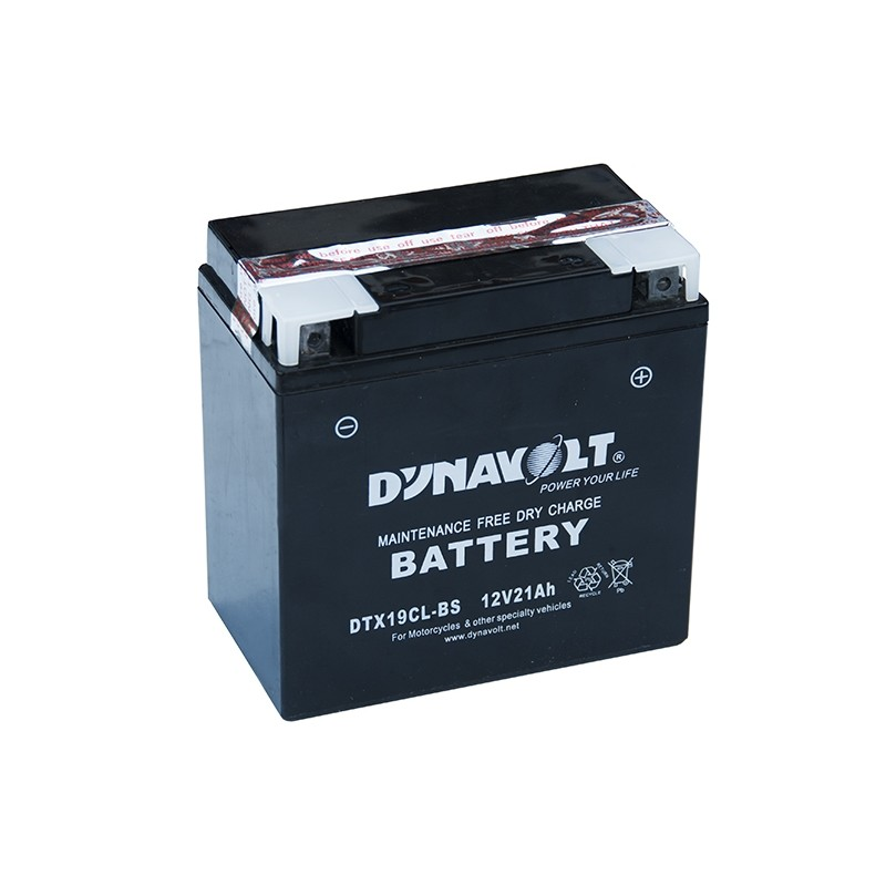 DYNAVOLT YTX19CL-BS 21Ah battery