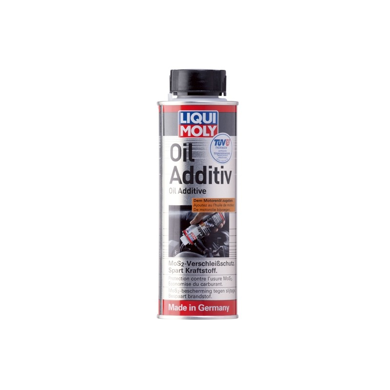 Дополнение с MoS2 OIL ADDITIV LIQUI MOLY 1012