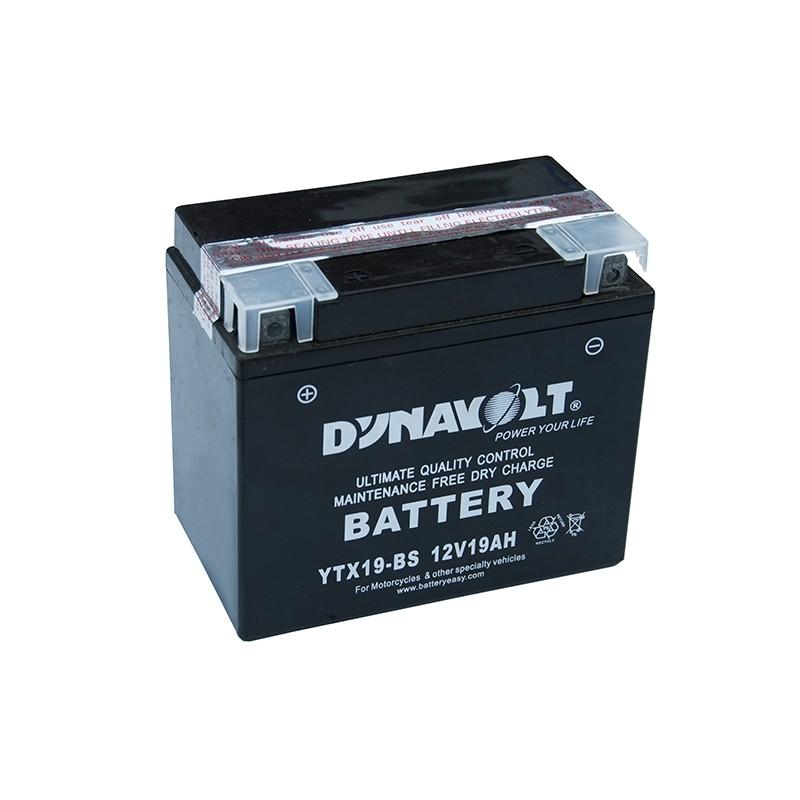 DYNAVOLT YTX19-BS 19Ah battery
