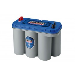 OPTIMA Blue Top DC 5,5L M+DC 75Ah battery