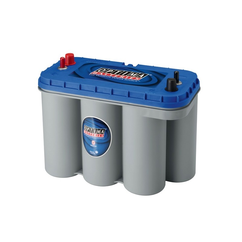 OPTIMA Blue Top DC 5,5L M+DC 75Ah battery