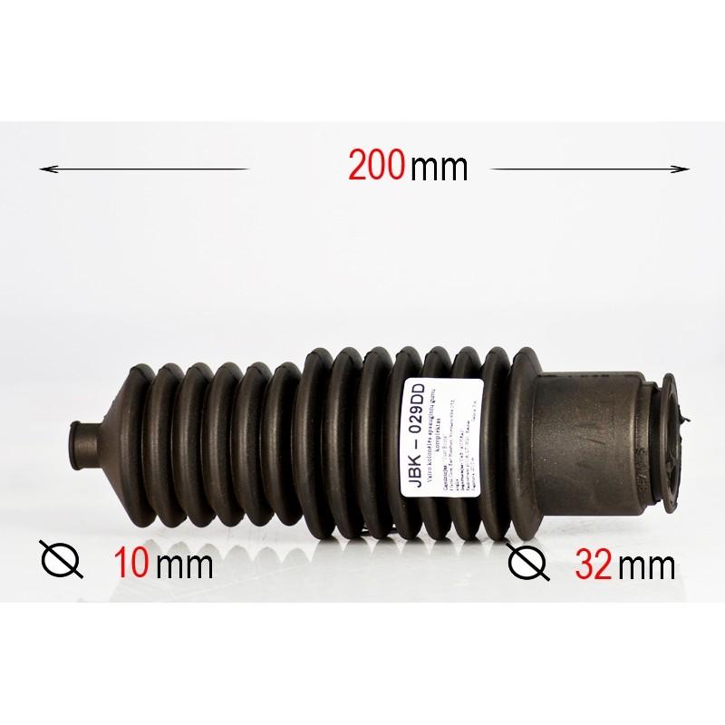 Vairo mechanizmo apsauginė guma JBK-0029D