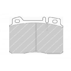 Disk brake pads FTH 1037 (EGT 321527)