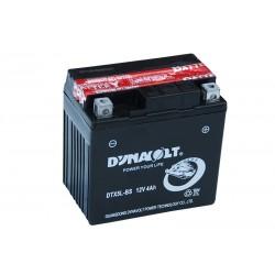DYNAVOLT DTX5L-BS (50412) 4Ah akumuliatorius