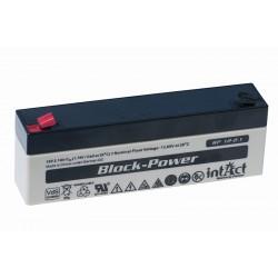 IntAct BP12-2.1 12V 2.1Ah AGM VRLA akumuliatorius