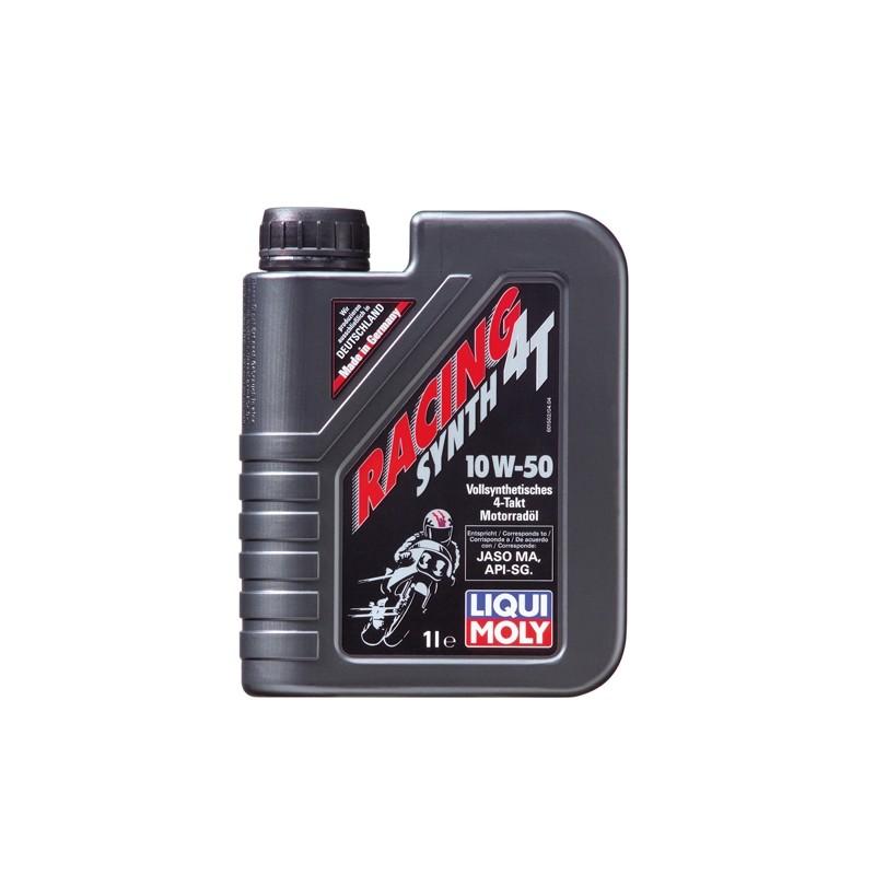 Синтетическое масло RACING SYNTH 4T LIQUI MOLY 1502