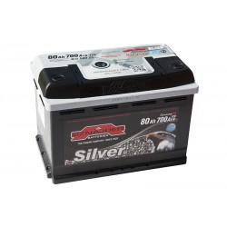 SZNAJDER SILVER 58025 80Ah battery