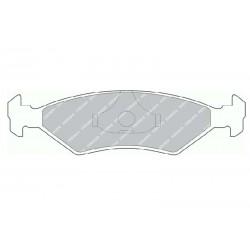 Disk brake pads EGT 321412