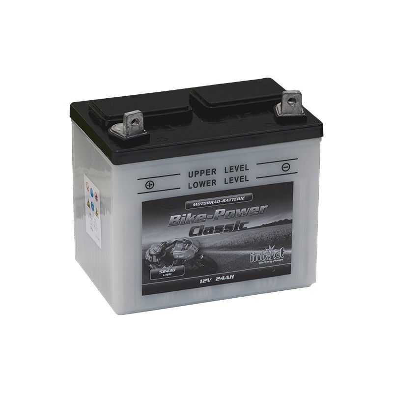 IntAct U1-9 (52430) 24Ah akumuliatorius