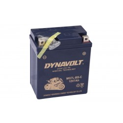 DYNAVOLT MG7L-BS 6Ah battery