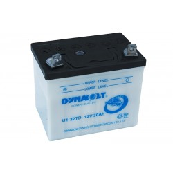 DYNAVOLT U1-32 32Ач аккумулятор