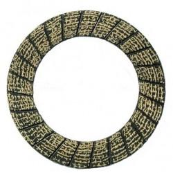 Накладка диска сцепления (1 шт.) A 180x124x3,2