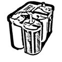 Akumuliatoriai OPTIMA, DETA, EXIDE ir kiti AGM/SPIRAL