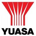 Yuasa gamintojo logotipas